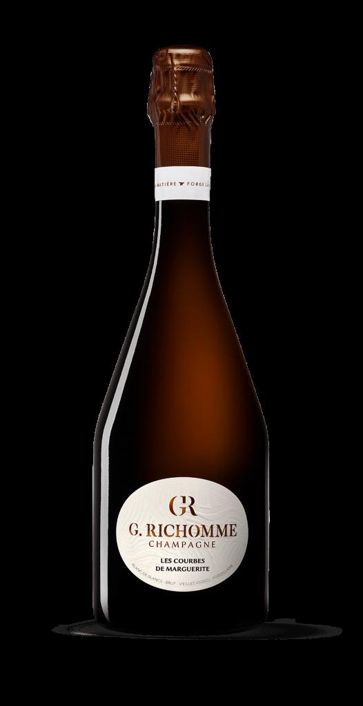 Champagne Richomme Les Courbes de Marguerite