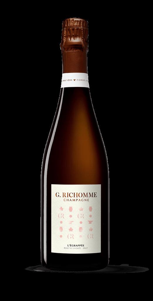 Champagne Richomme L'Égrappée