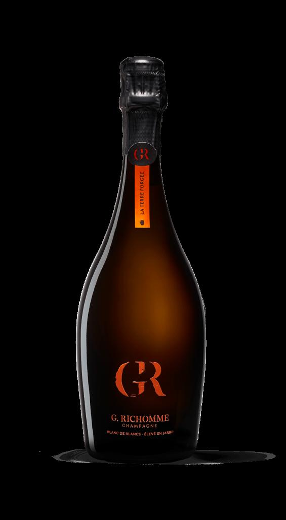 Champagne Richomme La Terre Forgée